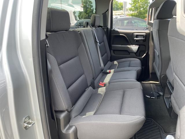 2018 Chevrolet Silverado 1500 Double Cab 4x4, Pickup #7K5423 - photo 31
