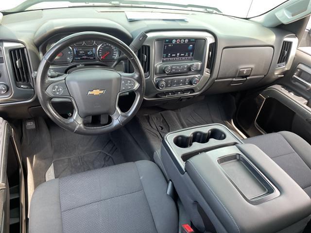 2018 Chevrolet Silverado 1500 Double Cab 4x4, Pickup #7K5423 - photo 37