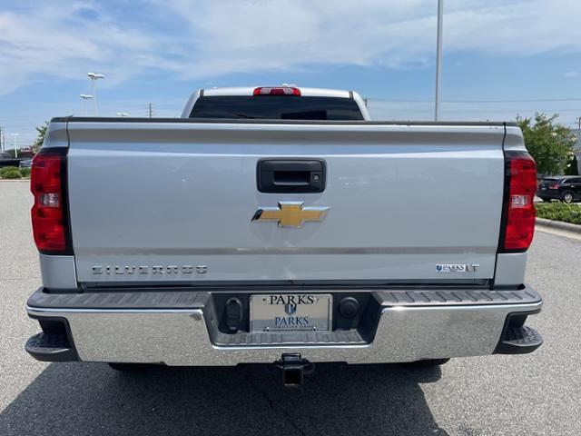 2018 Chevrolet Silverado 1500 Double Cab 4x4, Pickup #7K5423 - photo 5