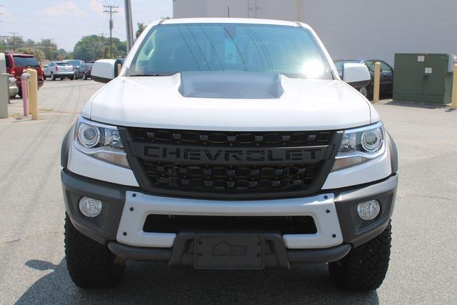 2019 Chevrolet Colorado Crew Cab 4x4, Pickup #7K5425 - photo 8