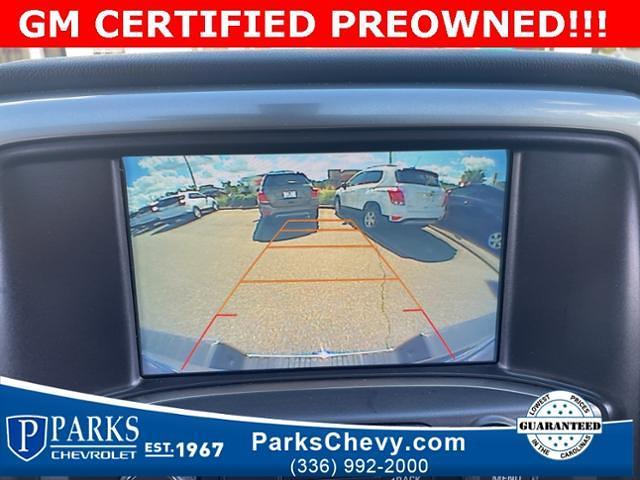 2017 Chevrolet Silverado 1500 Double Cab 4x4, Pickup #7K5462 - photo 18