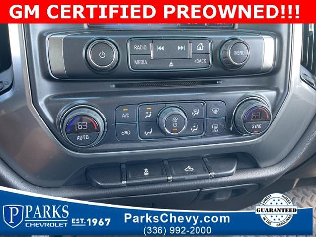 2017 Chevrolet Silverado 1500 Double Cab 4x4, Pickup #7K5462 - photo 19