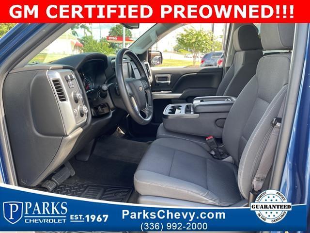 2017 Chevrolet Silverado 1500 Double Cab 4x4, Pickup #7K5462 - photo 24