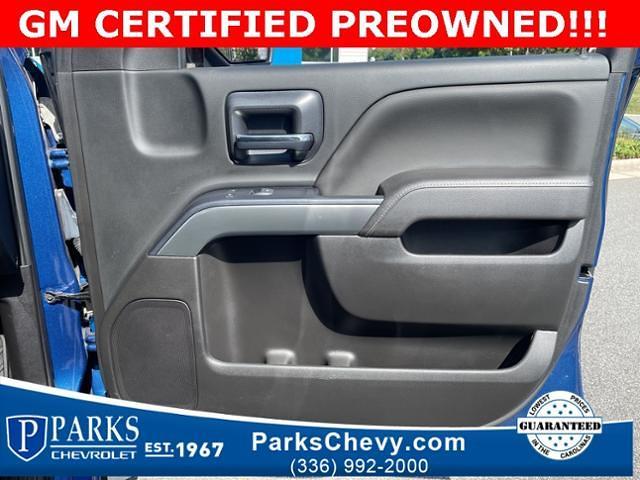 2017 Chevrolet Silverado 1500 Double Cab 4x4, Pickup #7K5462 - photo 33