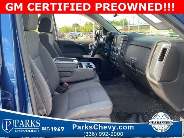 2017 Chevrolet Silverado 1500 Double Cab 4x4, Pickup #7K5462 - photo 34
