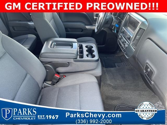 2017 Chevrolet Silverado 1500 Double Cab 4x4, Pickup #7K5462 - photo 36