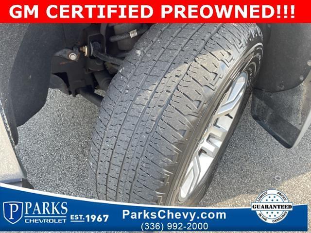 2017 Chevrolet Silverado 1500 Double Cab 4x4, Pickup #7K5462 - photo 47