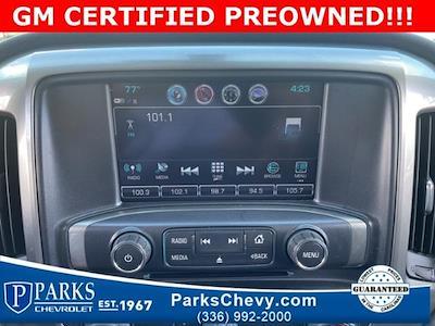 2017 Chevrolet Silverado 1500 Double Cab 4x4, Pickup #7K5462 - photo 17