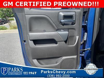 2017 Chevrolet Silverado 1500 Double Cab 4x4, Pickup #7K5462 - photo 27