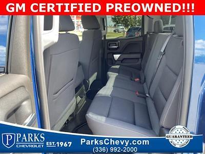 2017 Chevrolet Silverado 1500 Double Cab 4x4, Pickup #7K5462 - photo 28