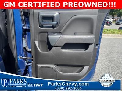 2017 Chevrolet Silverado 1500 Double Cab 4x4, Pickup #7K5462 - photo 30