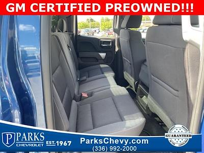 2017 Chevrolet Silverado 1500 Double Cab 4x4, Pickup #7K5462 - photo 31