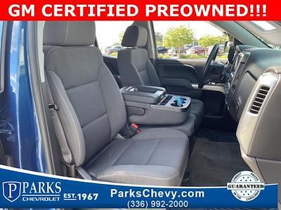 2017 Chevrolet Silverado 1500 Double Cab 4x4, Pickup #7K5462 - photo 35