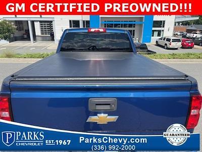 2017 Chevrolet Silverado 1500 Double Cab 4x4, Pickup #7K5462 - photo 44