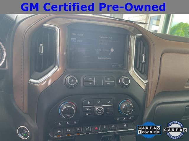 2019 Chevrolet Silverado 1500 Crew Cab 4x4, Pickup #7K5475 - photo 10