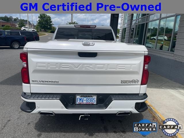 2019 Chevrolet Silverado 1500 Crew Cab 4x4, Pickup #7K5475 - photo 4