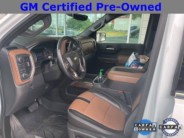 2019 Chevrolet Silverado 1500 Crew Cab 4x4, Pickup #7K5475 - photo 9
