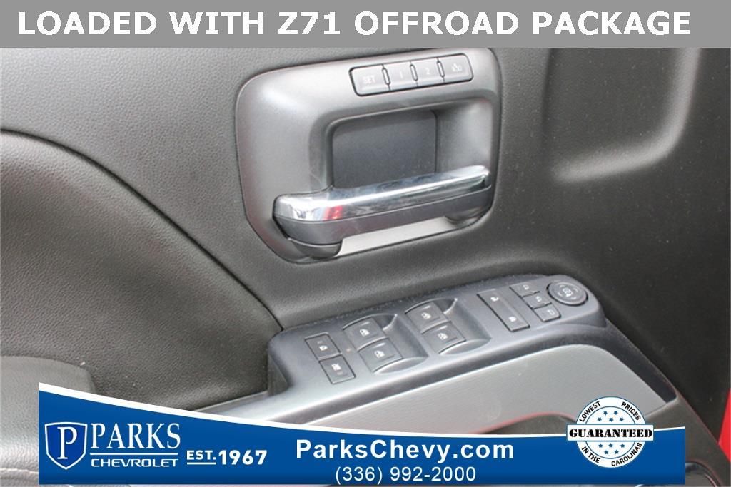 2016 Silverado 1500 Crew Cab 4x4,  Pickup #7K5511A1 - photo 21