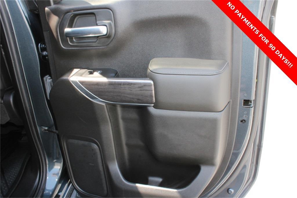 2019 Silverado 1500 Double Cab 4x4,  Pickup #7K5538B - photo 14