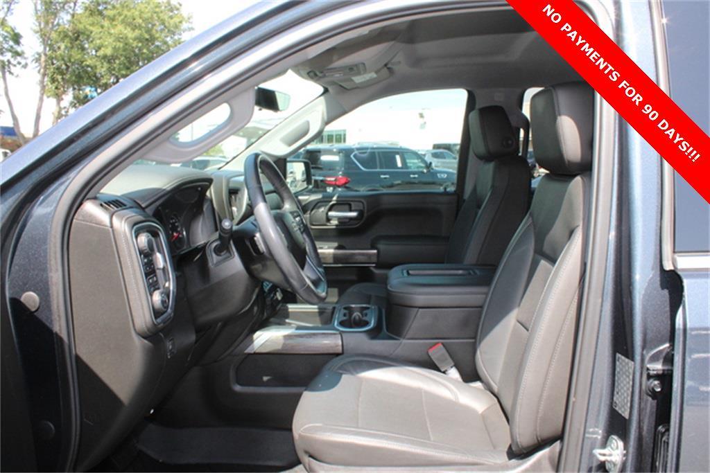 2019 Silverado 1500 Double Cab 4x4,  Pickup #7K5538B - photo 19