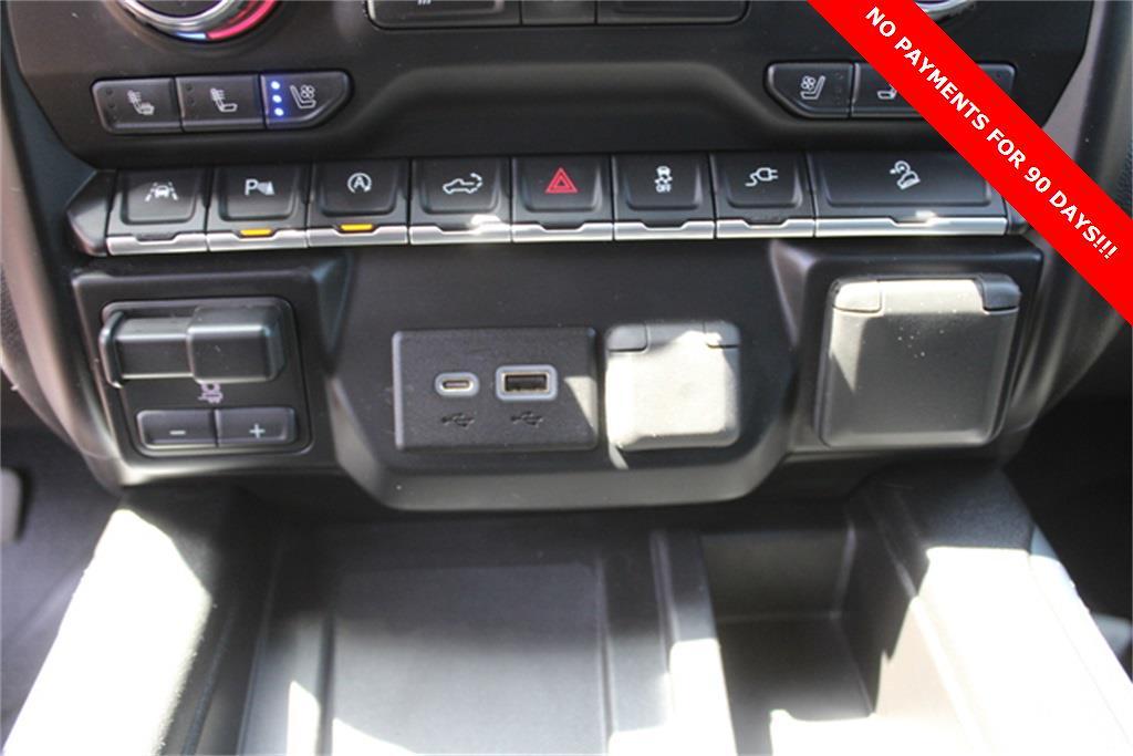 2019 Silverado 1500 Double Cab 4x4,  Pickup #7K5538B - photo 32