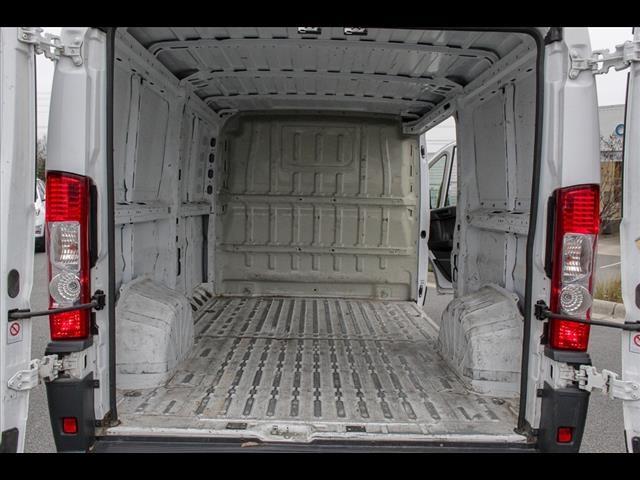 2017 ProMaster 1500 Low Roof FWD, Empty Cargo Van #9K4000 - photo 1
