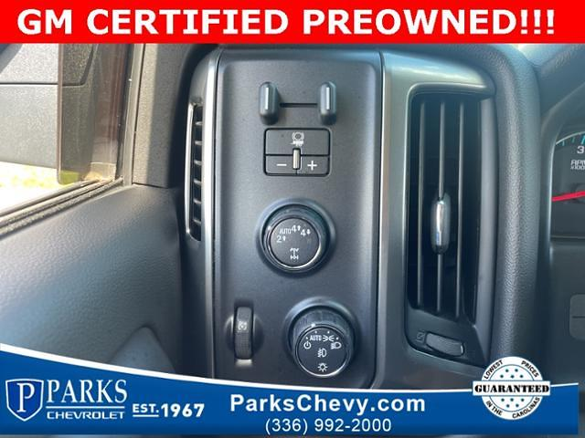2017 Chevrolet Silverado 1500 Double Cab 4x4, Pickup #7K5462 - photo 16
