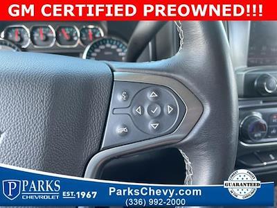 2017 Chevrolet Silverado 1500 Double Cab 4x4, Pickup #7K5462 - photo 14