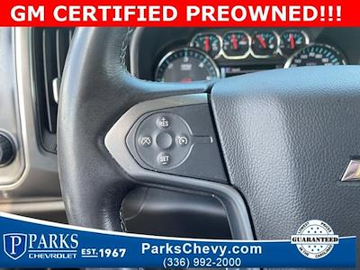2017 Chevrolet Silverado 1500 Double Cab 4x4, Pickup #7K5462 - photo 15