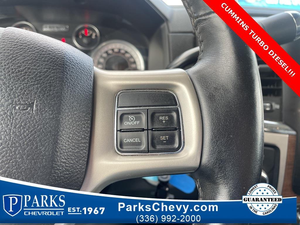 2017 Ram 2500 Crew Cab 4x4, Pickup #9K5176A - photo 3