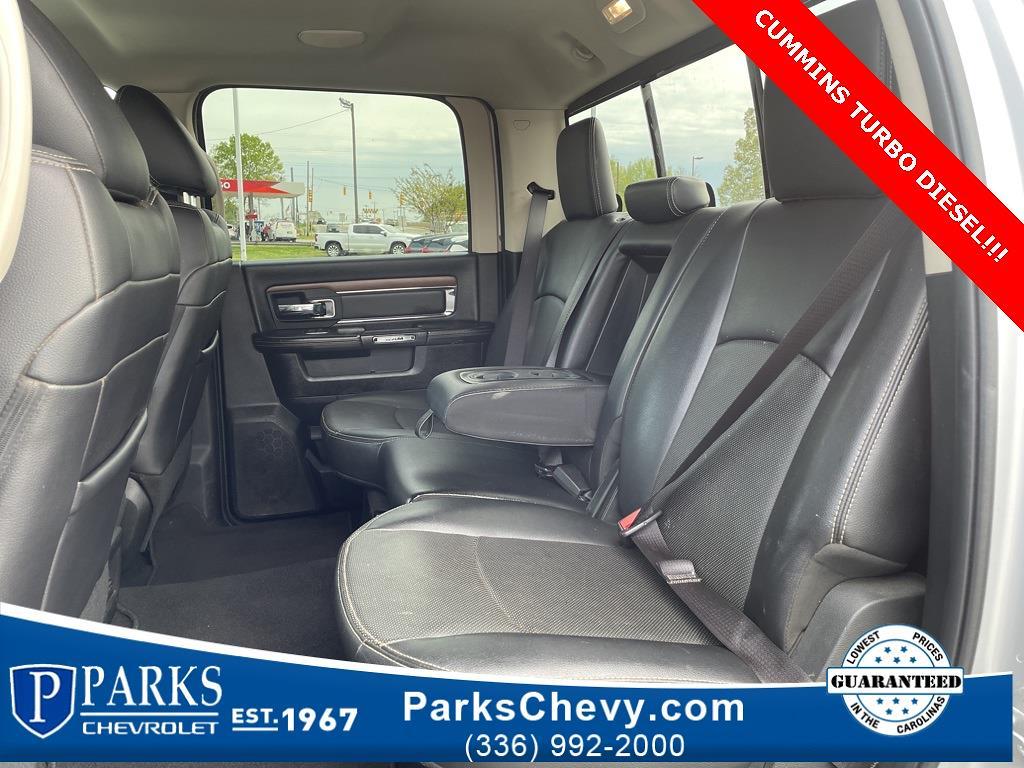 2017 Ram 2500 Crew Cab 4x4, Pickup #9K5176A - photo 31