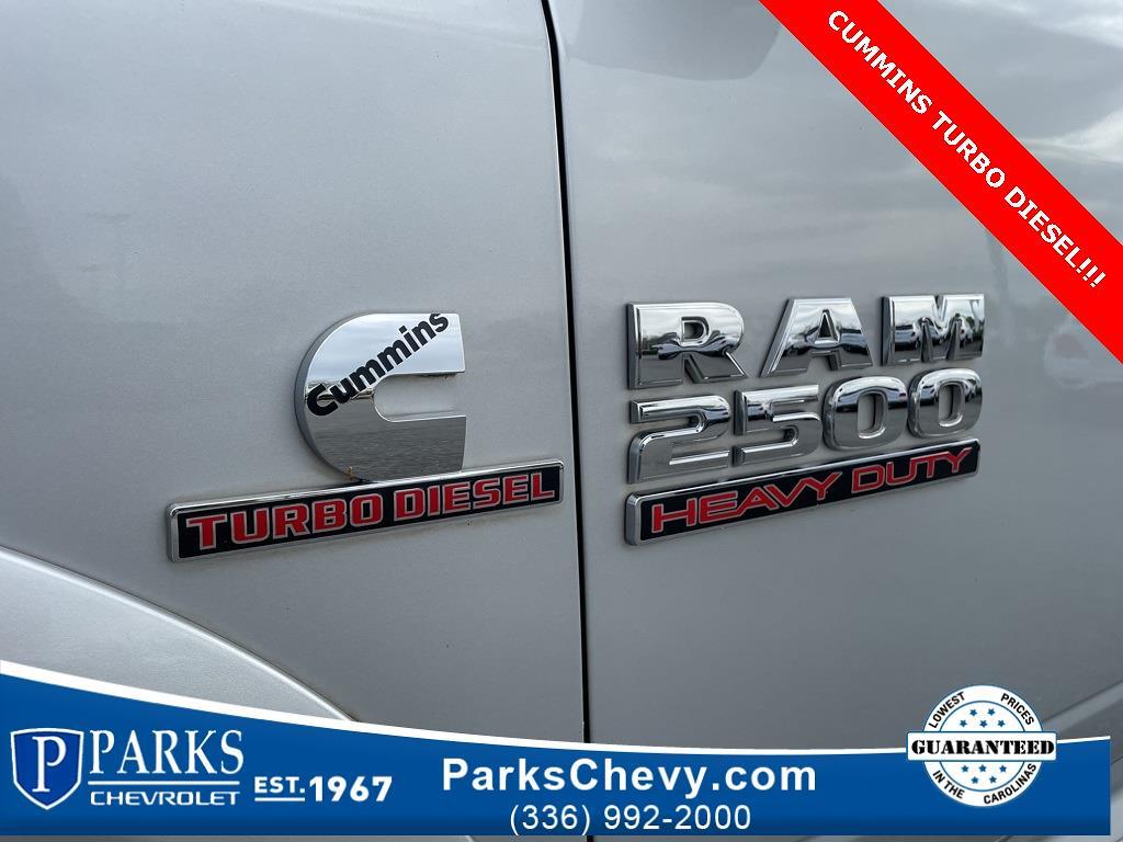 2017 Ram 2500 Crew Cab 4x4, Pickup #9K5176A - photo 47
