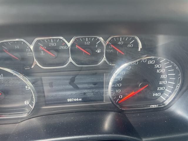 2014 Chevrolet Silverado 1500 Crew Cab 4x4, Pickup #9K5340B - photo 12