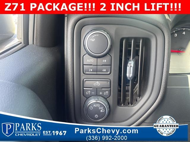 2019 Chevrolet Silverado 1500 Crew Cab 4x4, Pickup #9K5433A - photo 15