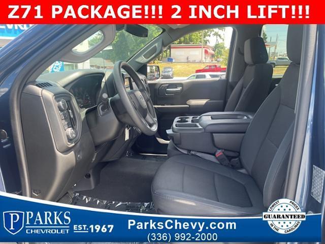 2019 Chevrolet Silverado 1500 Crew Cab 4x4, Pickup #9K5433A - photo 24