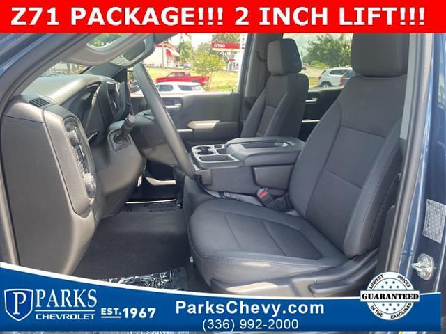 2019 Chevrolet Silverado 1500 Crew Cab 4x4, Pickup #9K5433A - photo 25