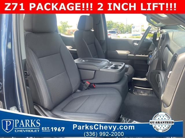 2019 Chevrolet Silverado 1500 Crew Cab 4x4, Pickup #9K5433A - photo 34
