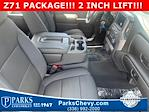 2019 Chevrolet Silverado 1500 Crew Cab 4x4, Pickup #9K5433A - photo 35