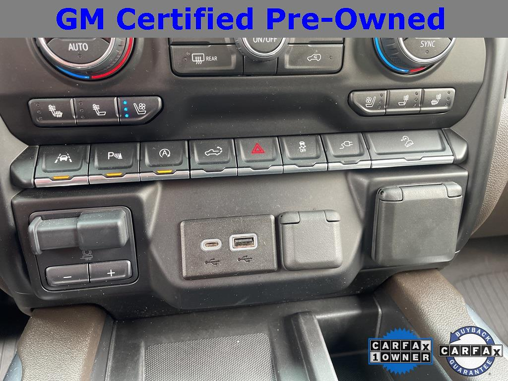 2020 Chevrolet Silverado 1500 Crew Cab 4x4, Pickup #9K5474 - photo 22