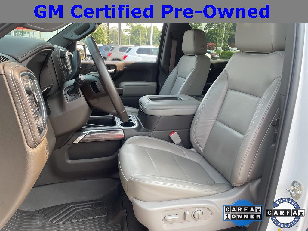 2020 Chevrolet Silverado 1500 Crew Cab 4x4, Pickup #9K5474 - photo 31