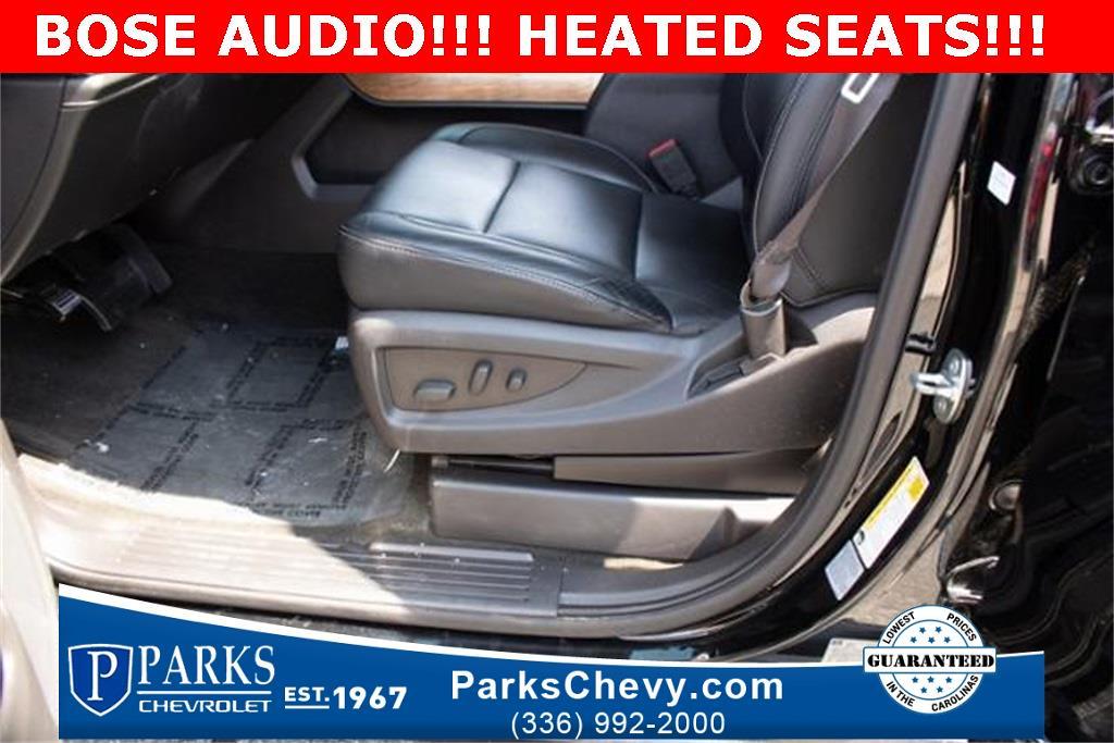 2016 Chevrolet Silverado 1500 Crew Cab 4x4, Pickup #9K5476 - photo 24