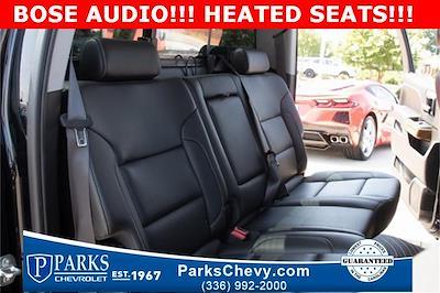 2016 Chevrolet Silverado 1500 Crew Cab 4x4, Pickup #9K5476 - photo 34