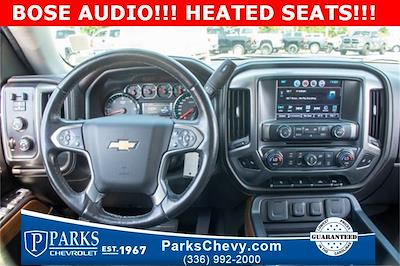 2016 Chevrolet Silverado 1500 Crew Cab 4x4, Pickup #9K5476 - photo 38