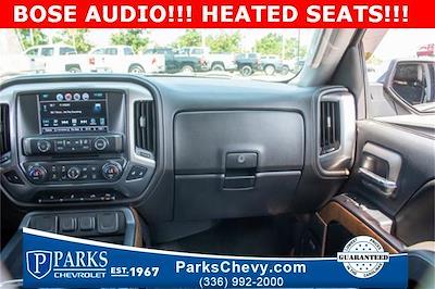 2016 Chevrolet Silverado 1500 Crew Cab 4x4, Pickup #9K5476 - photo 39