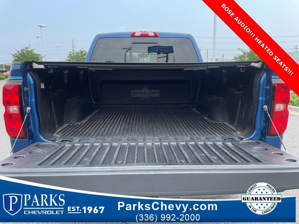 2015 Chevrolet Silverado 1500 Crew Cab 4x4, Pickup #9K5479 - photo 12