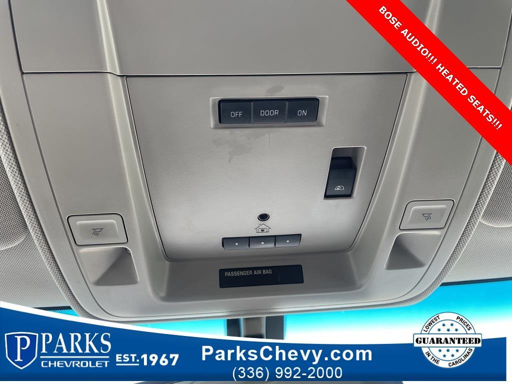 2015 Chevrolet Silverado 1500 Crew Cab 4x4, Pickup #9K5479 - photo 21