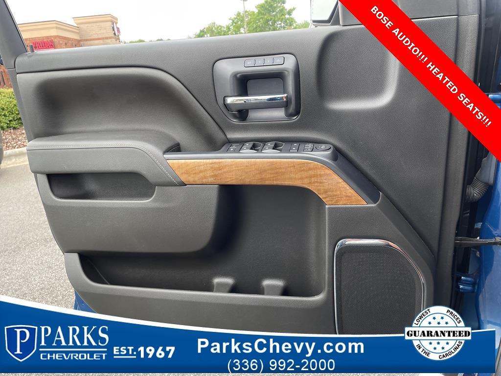 2015 Chevrolet Silverado 1500 Crew Cab 4x4, Pickup #9K5479 - photo 24