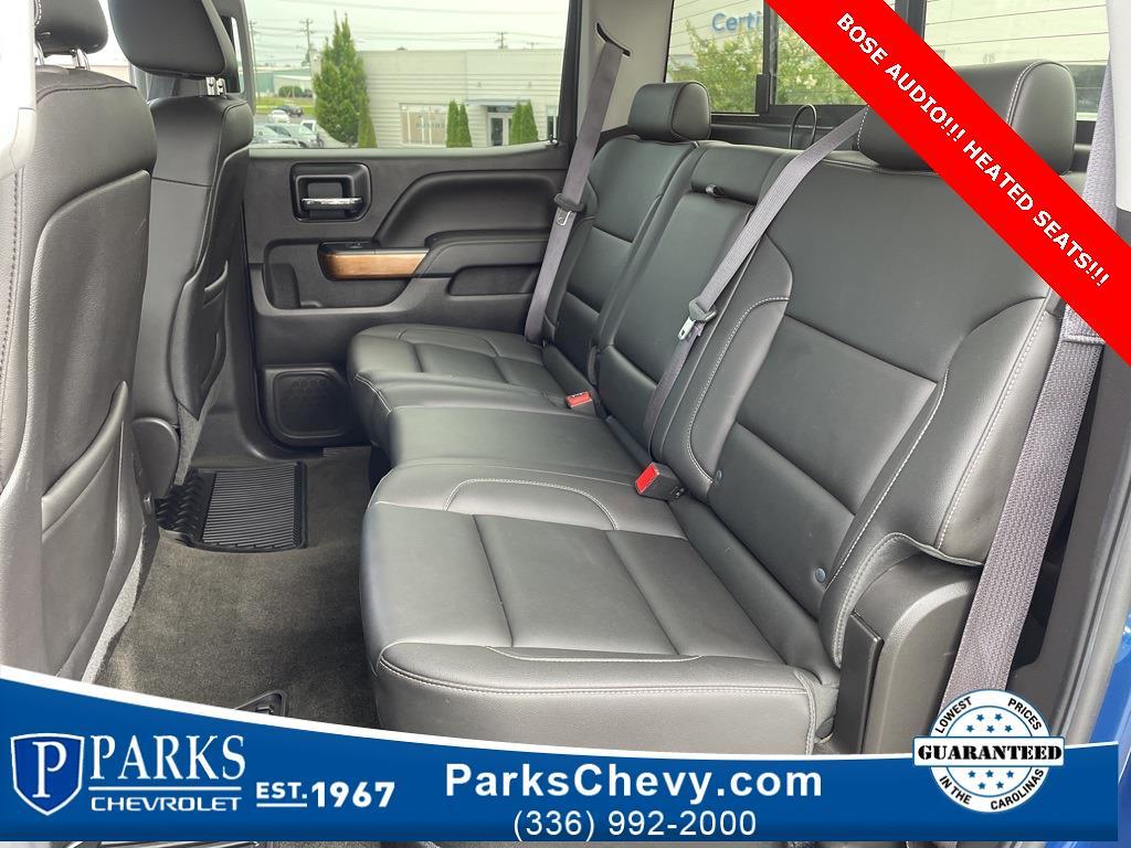 2015 Chevrolet Silverado 1500 Crew Cab 4x4, Pickup #9K5479 - photo 31