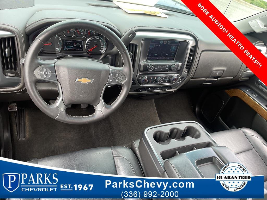 2015 Chevrolet Silverado 1500 Crew Cab 4x4, Pickup #9K5479 - photo 40