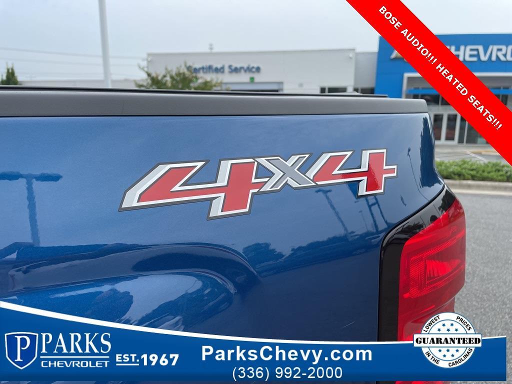 2015 Chevrolet Silverado 1500 Crew Cab 4x4, Pickup #9K5479 - photo 42